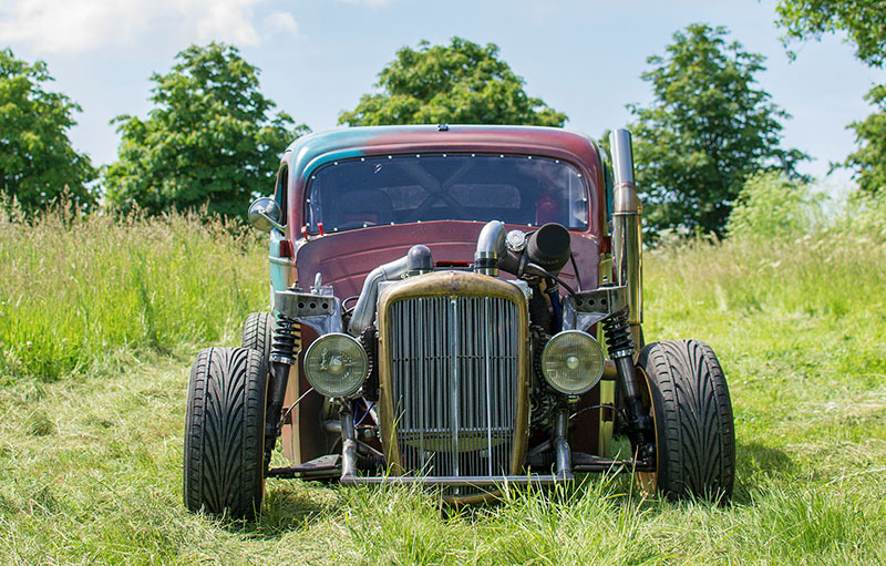 front-end-of-drift-rod-rat-rod-hot-rod
