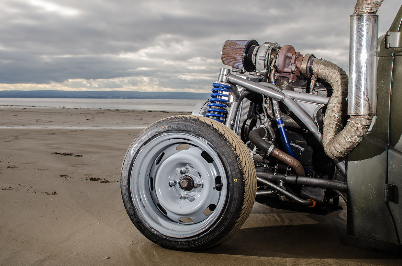 The Drift Rod Rebuild -
